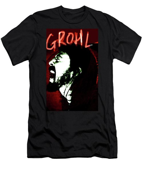 Grohl  Men's T-Shirt (Athletic Fit)