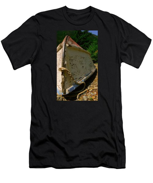 Grounded Men's T-Shirt (Slim Fit) by KD Johnson