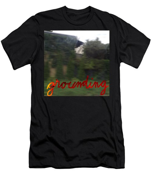 Grounding Men's T-Shirt (Athletic Fit)