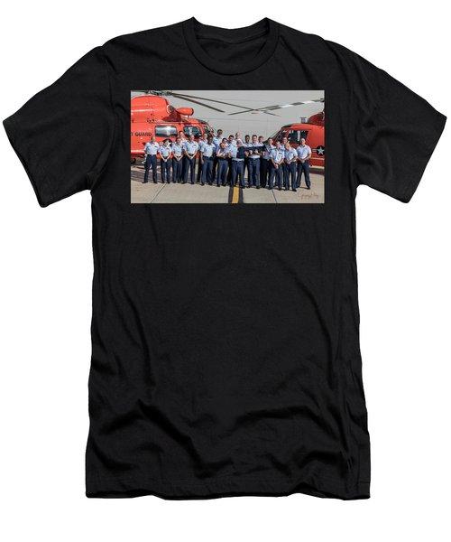 Group 2 Fun Shot Men's T-Shirt (Athletic Fit)