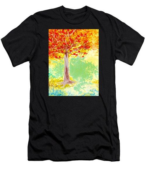 Growing Love Men's T-Shirt (Athletic Fit)