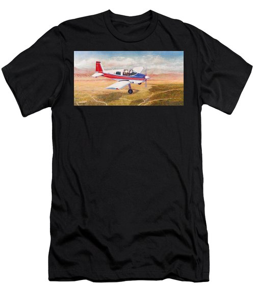 Grumman 1aa-1b  Men's T-Shirt (Athletic Fit)