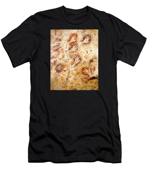 Gua Tewet - Tree Of Life Men's T-Shirt (Athletic Fit)