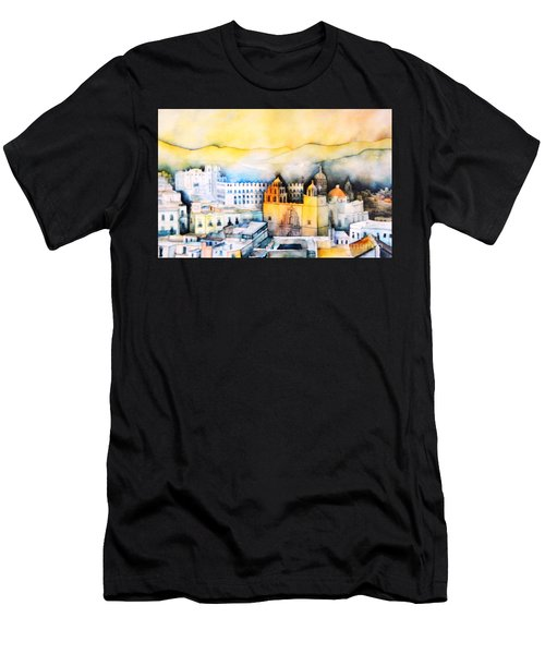 Guanajuato-mexico Men's T-Shirt (Athletic Fit)