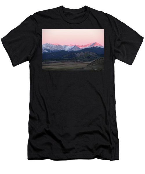 Guanella Sunrise Men's T-Shirt (Athletic Fit)