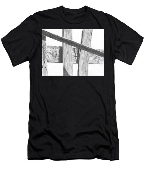 Guarding Time Men's T-Shirt (Athletic Fit)