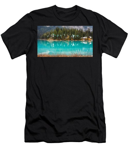Emerald Lake Men's T-Shirt (Athletic Fit)