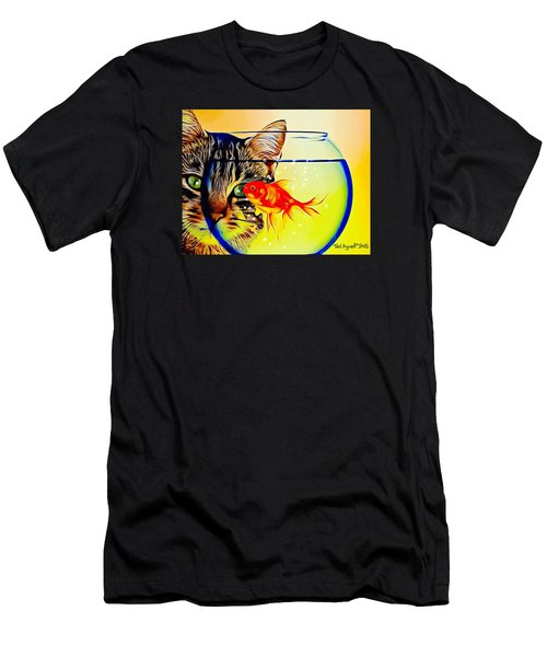 Guess Who's Coming To Dinner? Men's T-Shirt (Athletic Fit)