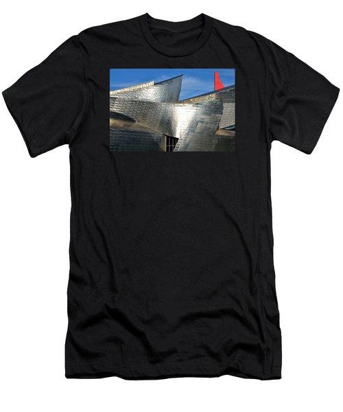 Guggenheim Museum Bilbao - 5 Men's T-Shirt (Athletic Fit)