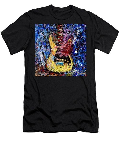 Guitar Hero 9 Men's T-Shirt (Athletic Fit)