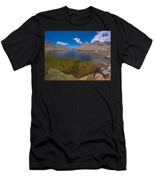 Guitar Lake Men's T-Shirt (Athletic Fit)