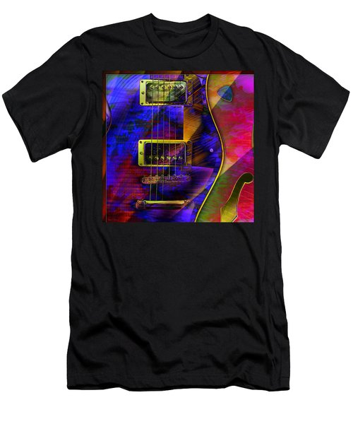 Guitars Men's T-Shirt (Athletic Fit)