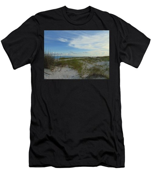 Gulf Islands National Seashore Men's T-Shirt (Athletic Fit)