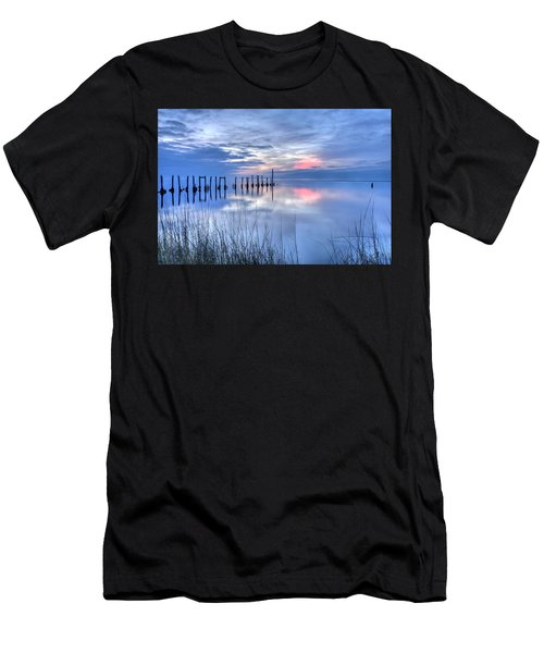 Gulf Reflections Men's T-Shirt (Athletic Fit)