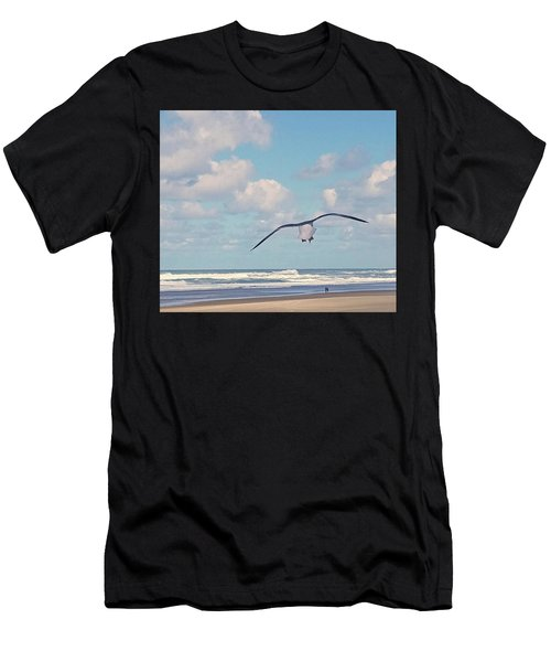 Gull Getaway Men's T-Shirt (Athletic Fit)