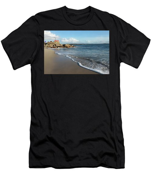 Gurteen Beach Men's T-Shirt (Athletic Fit)
