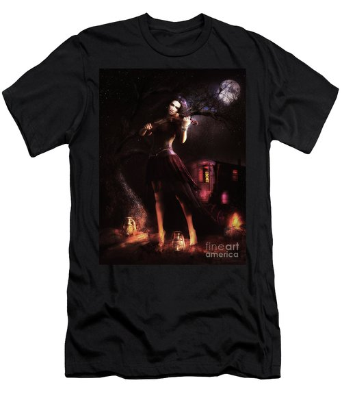 Gypsy Moon Men's T-Shirt (Athletic Fit)