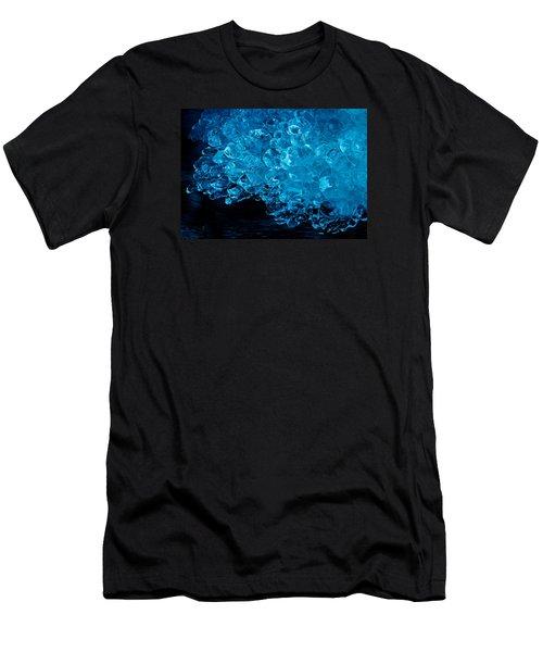 H2o....more Precious Than Diamonds Men's T-Shirt (Slim Fit) by Sean Sarsfield