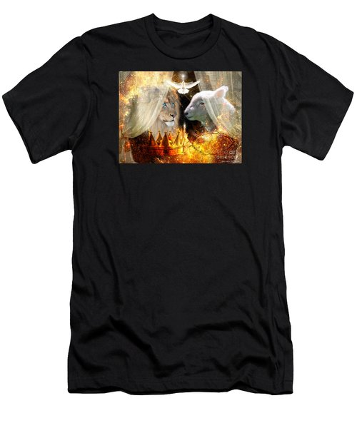 Ha-shilush Ha-kadosh  Men's T-Shirt (Athletic Fit)
