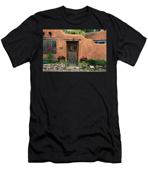 Hacienda Santa Fe Men's T-Shirt (Athletic Fit)