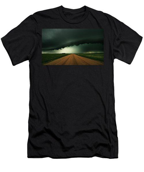 Hail Shaft Men's T-Shirt (Athletic Fit)