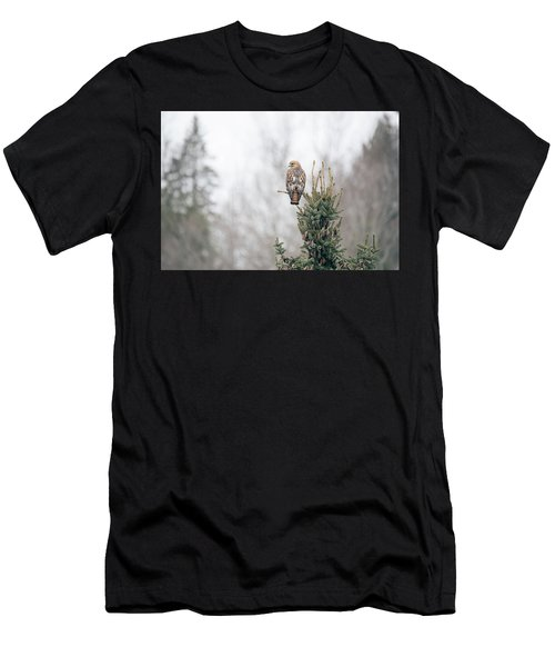 Hal Hanging Out Men's T-Shirt (Athletic Fit)