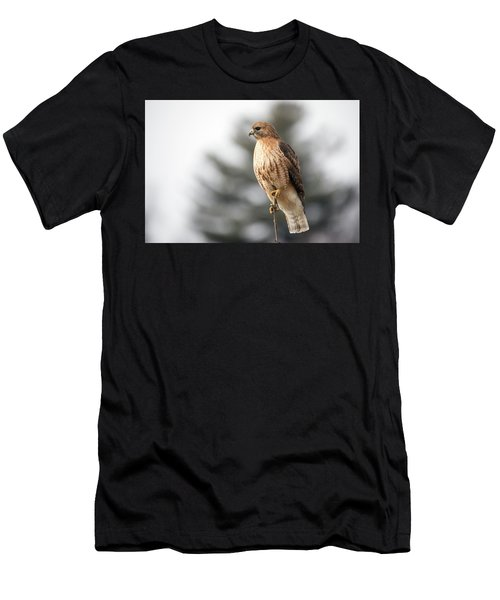 Hal The Hybrid Portrait 1 Men's T-Shirt (Athletic Fit)