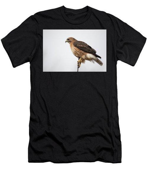 Hal The Hybrid Portrait 2 Men's T-Shirt (Athletic Fit)