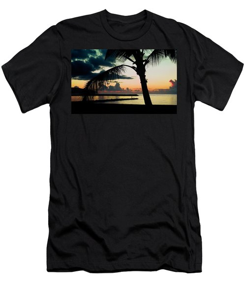 Haleiwa Men's T-Shirt (Athletic Fit)