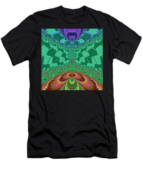 Halernewid Men's T-Shirt (Athletic Fit)