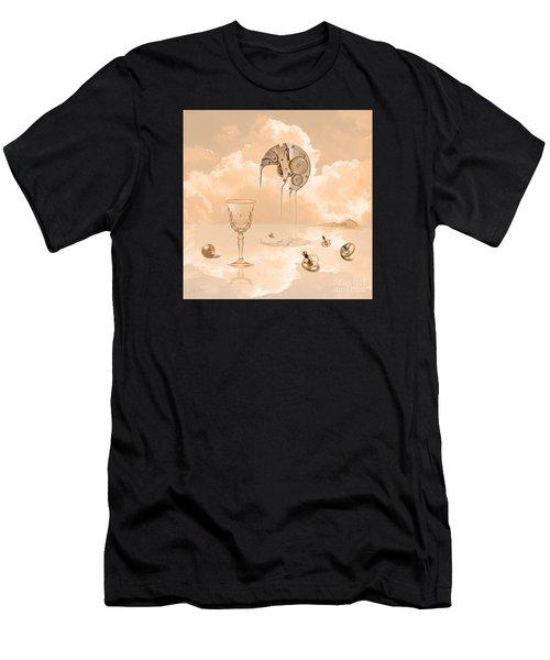 Beyond Time Men's T-Shirt (Athletic Fit)