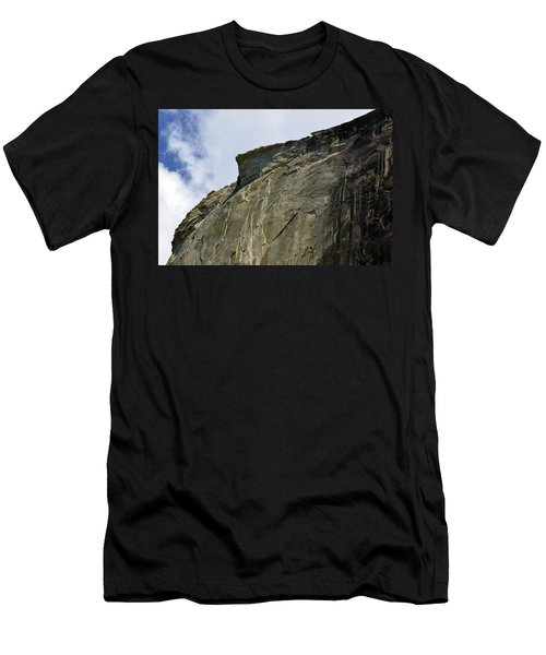 Half Dome With A View Of The Visor  Men's T-Shirt (Athletic Fit)
