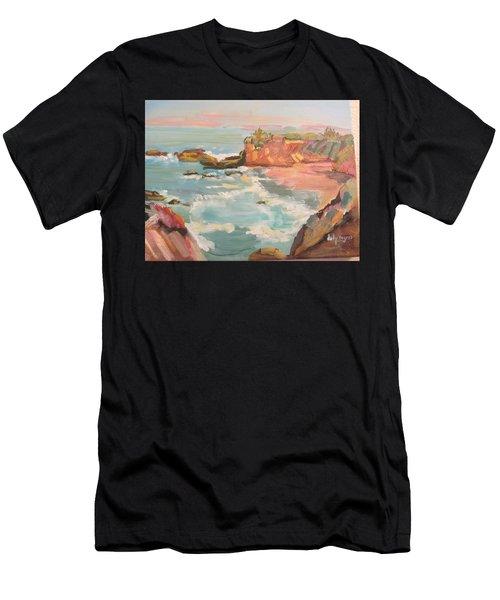 Half Moon Bay Men's T-Shirt (Athletic Fit)