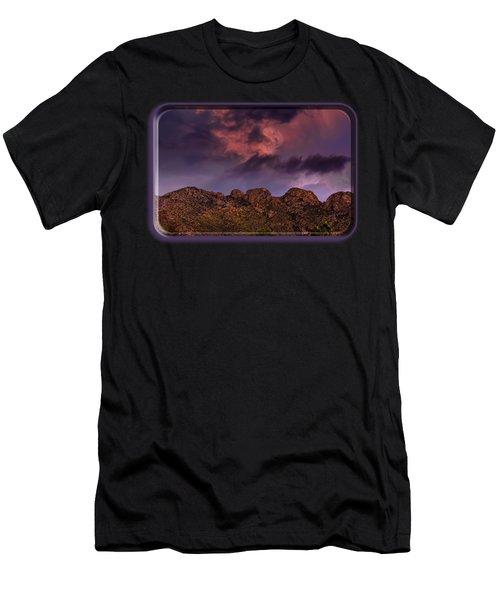 Hallow Moon Men's T-Shirt (Athletic Fit)
