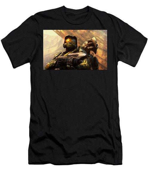 Halo 3 Men's T-Shirt (Athletic Fit)