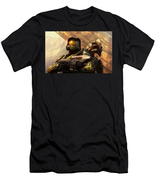 Halo 3 Men's T-Shirt (Athletic Fit)