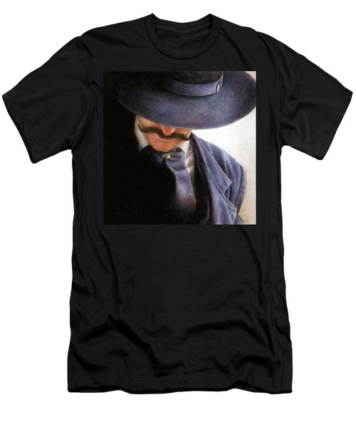 Handlebar Men's T-Shirt (Athletic Fit)