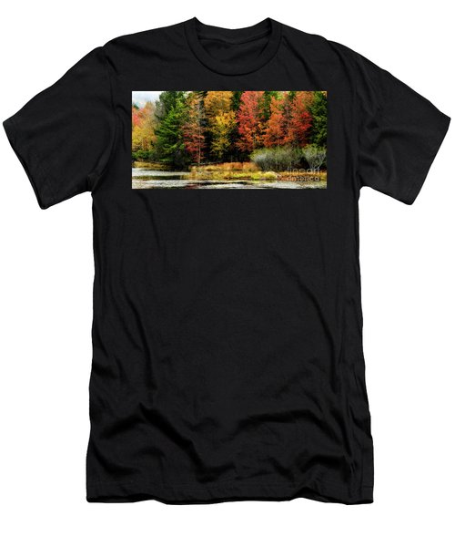 Handley Wildlife Managment Area Men's T-Shirt (Athletic Fit)