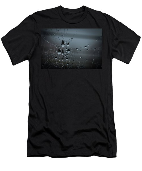 Men's T-Shirt (Athletic Fit) featuring the photograph Hanging by Ian Thompson