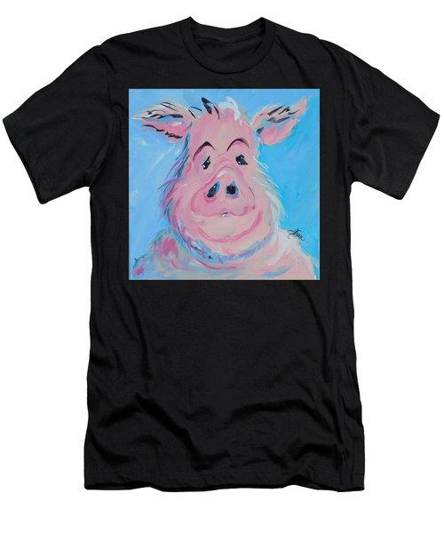Hank Men's T-Shirt (Athletic Fit)