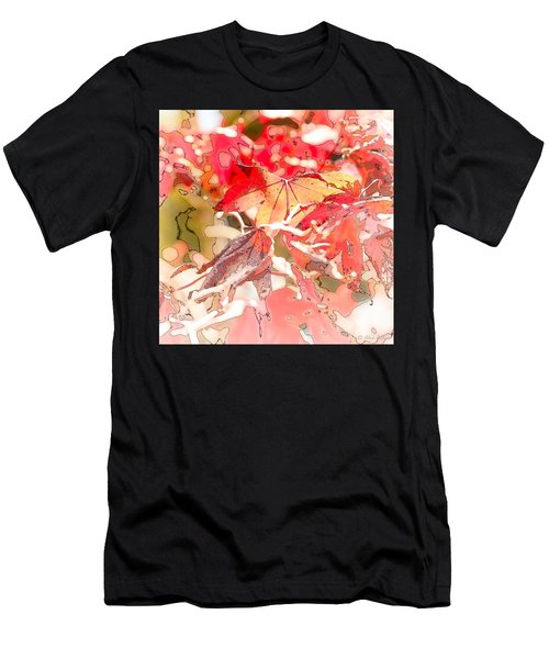 Happy Autumn Men's T-Shirt (Athletic Fit)