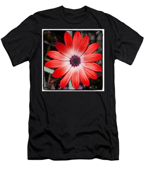 Men's T-Shirt (Athletic Fit) featuring the photograph Happy Birthday Carl by Mr Photojimsf