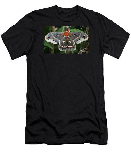 Happy Birthday Men's T-Shirt (Slim Fit) by Randy Bodkins