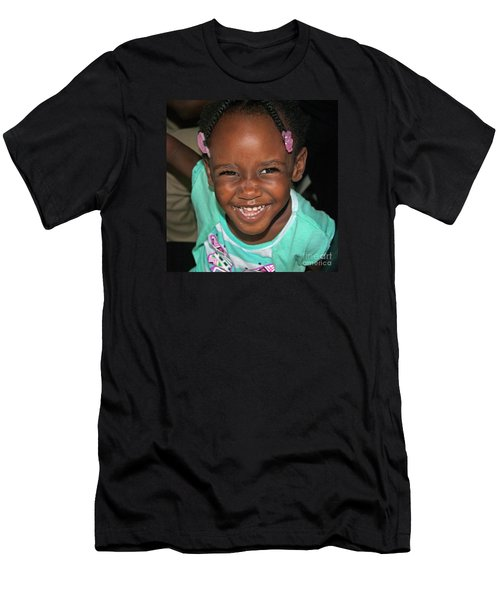 Happy Child Men's T-Shirt (Athletic Fit)