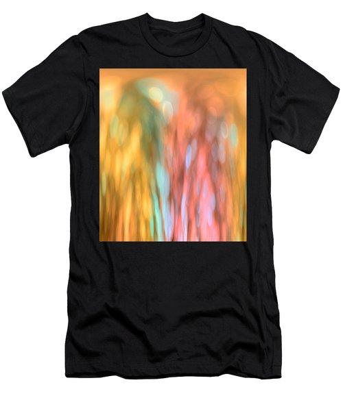 Happy Dreams Men's T-Shirt (Athletic Fit)
