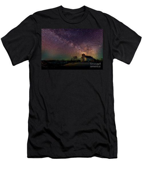 Happy Earth Day Men's T-Shirt (Athletic Fit)