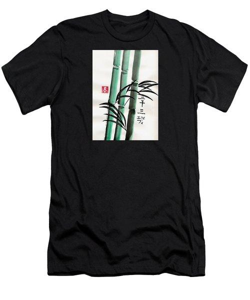 Abundance Men's T-Shirt (Slim Fit) by Linda Velasquez