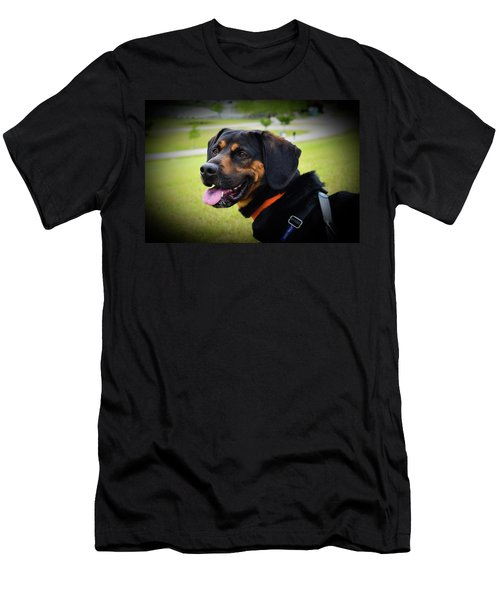 Happy Gus Men's T-Shirt (Athletic Fit)