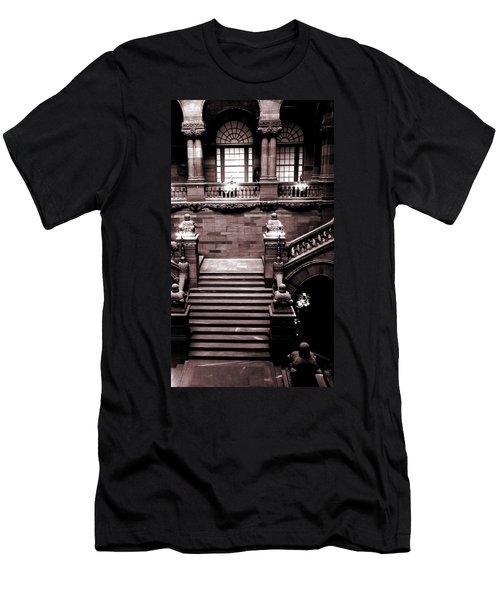 Happy Hostess Men's T-Shirt (Athletic Fit)