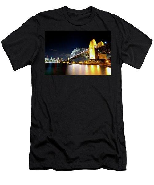 Harbour City Men's T-Shirt (Athletic Fit)